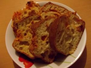 Cake à la mozzarella et au chorizo dans apéritif DSCN0205-300x225